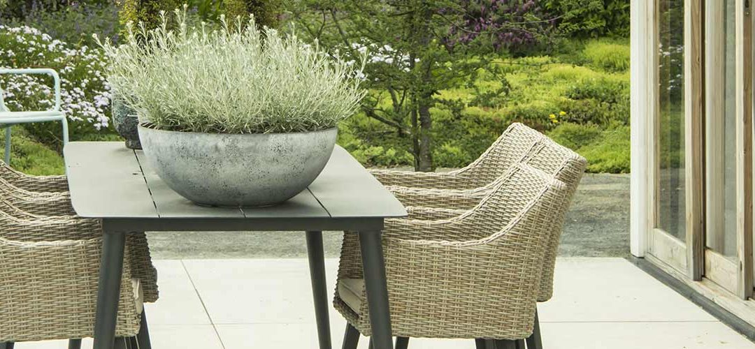Gestaltung Gartenmöbel